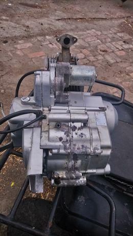 Продам двигатель 49 кубов