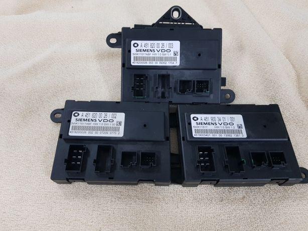 Módulo fecho central smart fortwo 451 / 3G