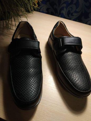Туфли для мальчика Фирма Том.м размер 37 на липучке