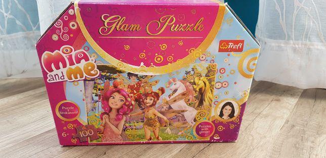 Glam puzzle
