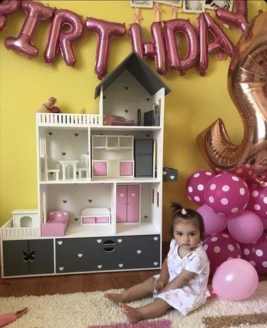 Домик для кукол, кукольный домик, ляльковий будиночок , Барби