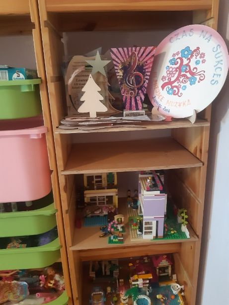 Meble drewniane dla dziecka