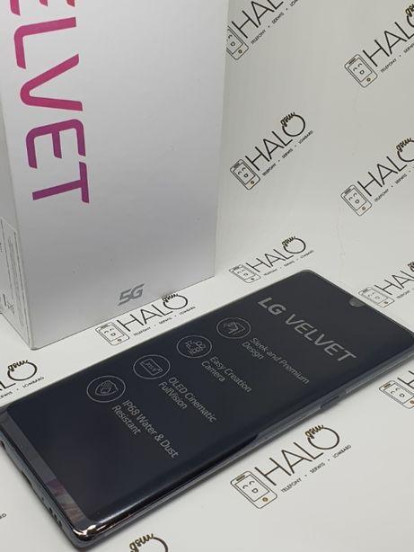 Nowy! LG Velvet 5G LM-G900EM Aurora Gray !! od Halogsm !!