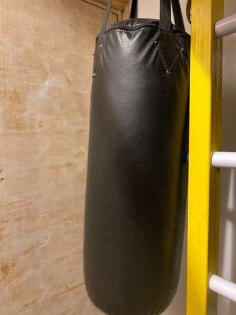 Детский боксерский мешок, веревочная лестница