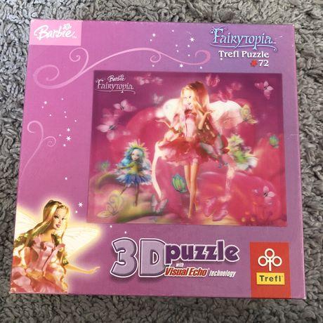 puzzle ksiezniczka wrozka 3D 75 elementow