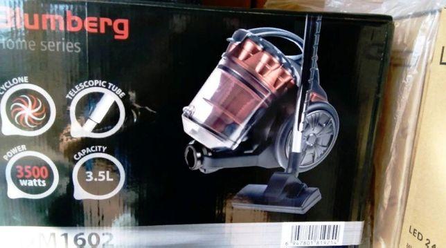 Технология мультициклонКонтейнерный пылесос Blumberg DM 1602 3500ват