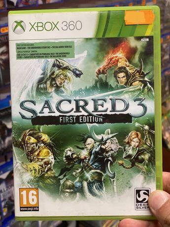 Sacred 3 Xbox 360 *Sklep Bytom