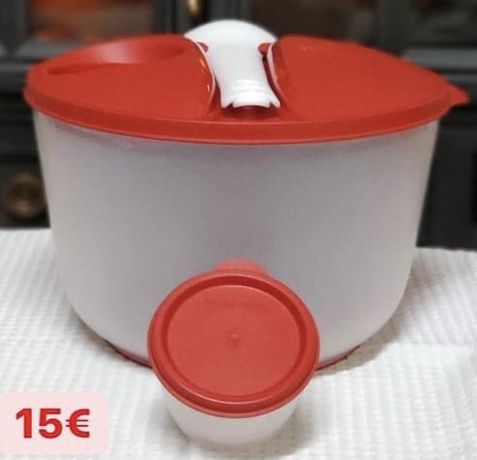 Lanchonete Jumbo Tupperware