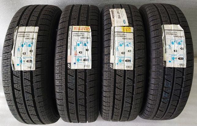 215/65R16C Pirelli Carrier Winter 109R (106T)