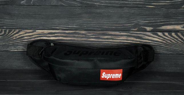 Бананка SUPREME черная сумка