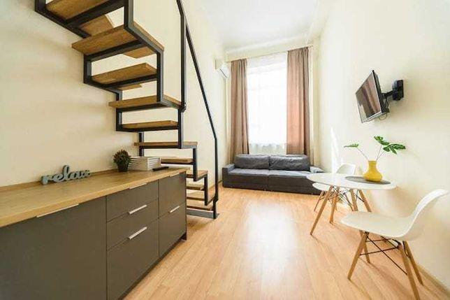 SMART House Лофт, дворівневі апартаменти