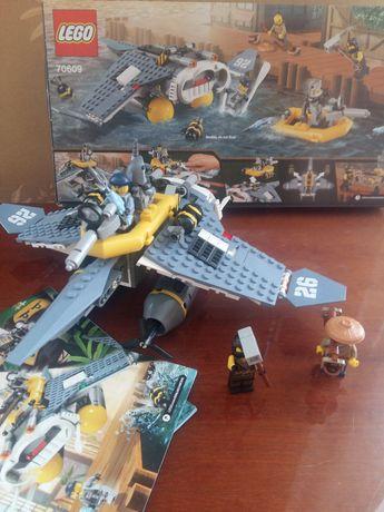 """Лего LEGO NINJAGO Бомбардировщик """"Морской дьявол"""" ( 70609)"""