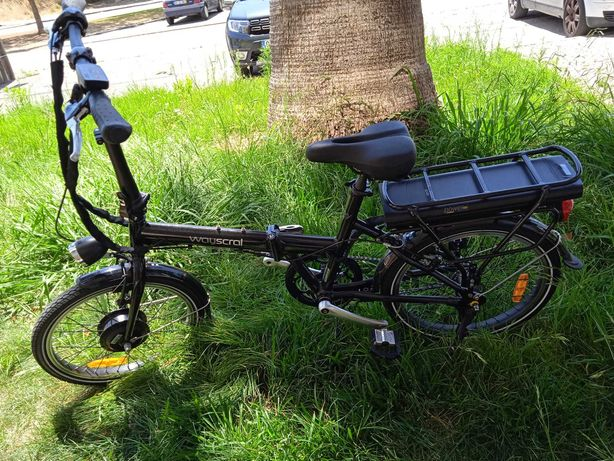Bicicleta Elétrica dobrável (com garantia)