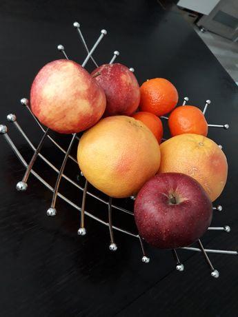 Kosz ma owoce metalowy