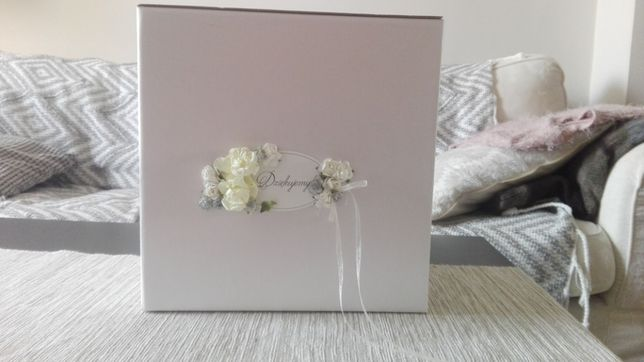 Pudełko na koperty weselne,na wesele