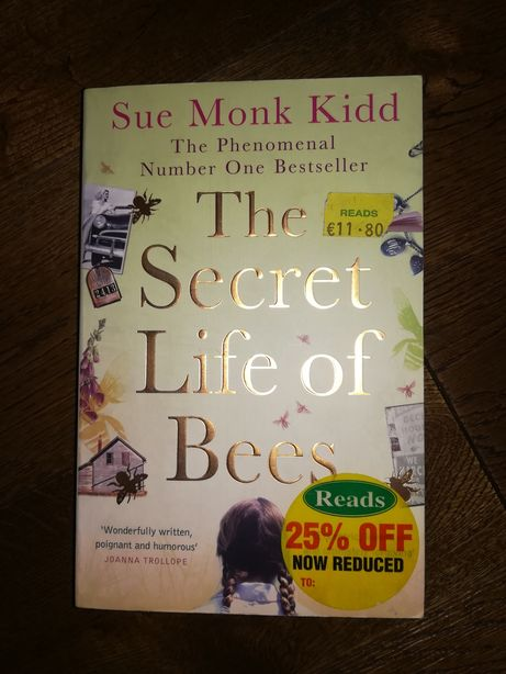 The secret life of bees-Sue Monk Kids (ang.)