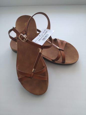 Женские босоножки сандалии Meridiana