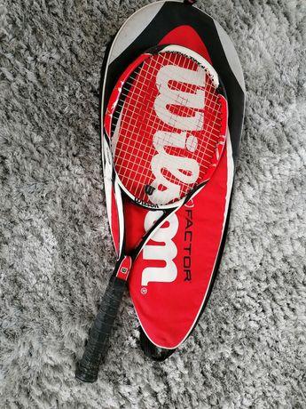Raquete ténis Wilson com saco