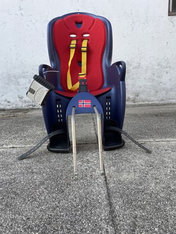 Cadeira de criança para bicicleta