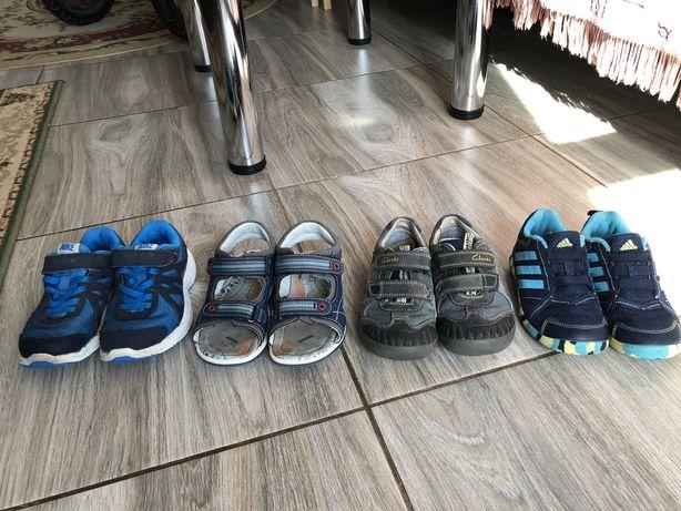 Clarks, nike, adidas, b&g кроссовки, босоножки