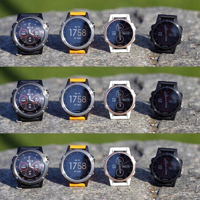 Часы спортивные Garmin Fenix 5s plus 5 plus 5x plus 5 plus sapphire Запорожье - изображение 1