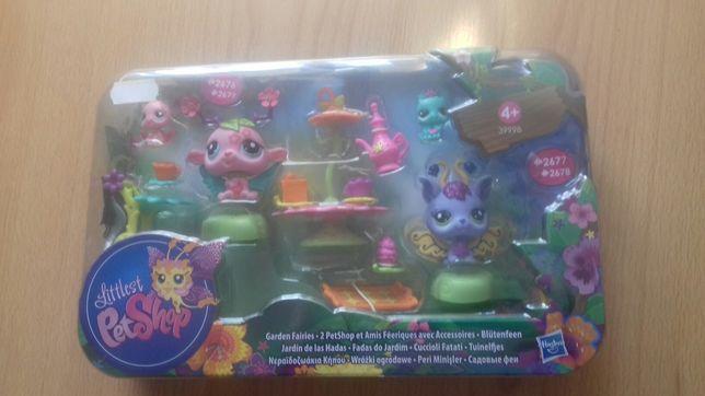 Hasbro Littlest Pet Shop Zestaw Podniebne Wróżki Ogrodowe