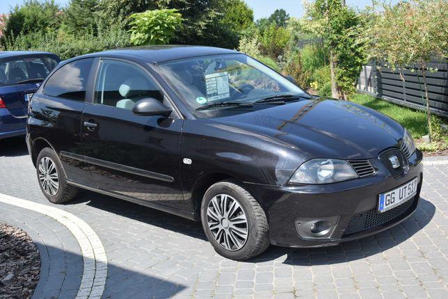 Seat Ibiza 1.4B 2004 Klimatyzacja Sprowadzony
