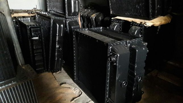 Радиатор КрАЗ, Камаз,К-700, К-701 Т-150 Маз Газ комбайн Нива ДОН