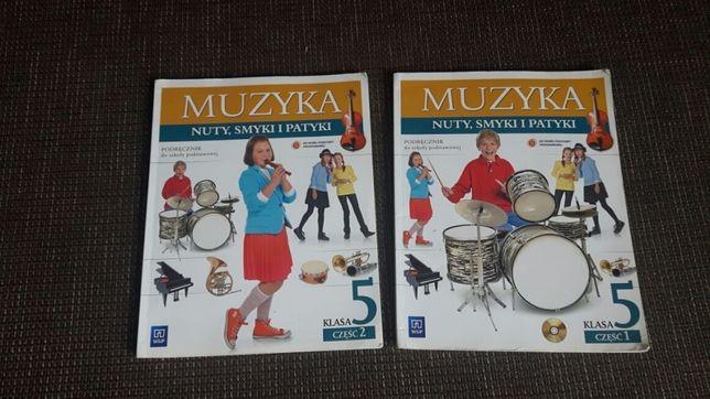 Podręcznik do muzyki VI Nuty Smyki i Patyki CD