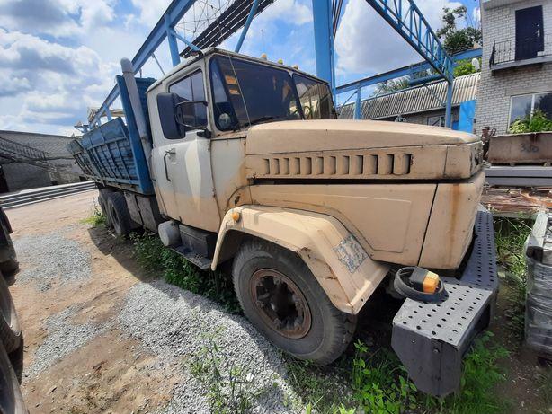 КрАЗ 250 (бортовий)