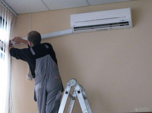 Установка,демонтаж,чистка,заправка,ремонт,обслуживание кондиционеров.