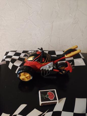 Трансформер, мотоцикл, машинка игрушки для мальчика
