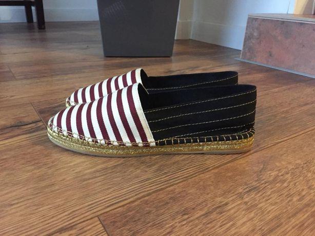 Marc Jacobs Sienna Espadryle Buty Premium Piękne 40