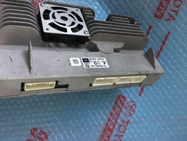 Усилитель звука JBL Toyota LC150 Prado 86280-60650 Land Cruiser 150