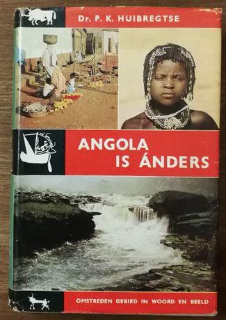 angola is ánders, dr. p.k. huibregtse