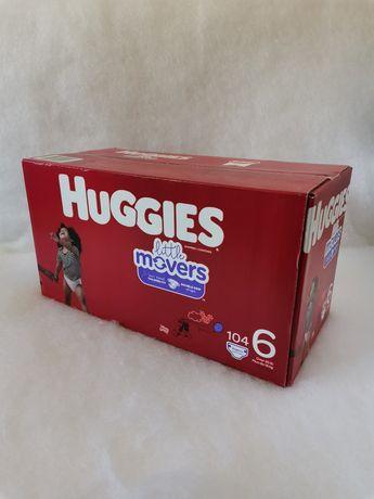 Подгузники Huggies Little Movers памперсы