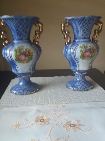 Wazony porcelana włoska