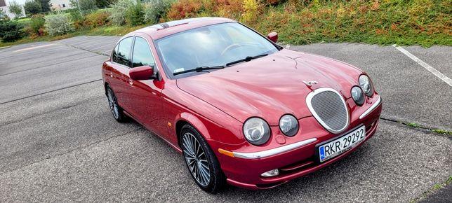 Jaguar S-type 3.0 v6 Sport LPG zamiana na 4x4
