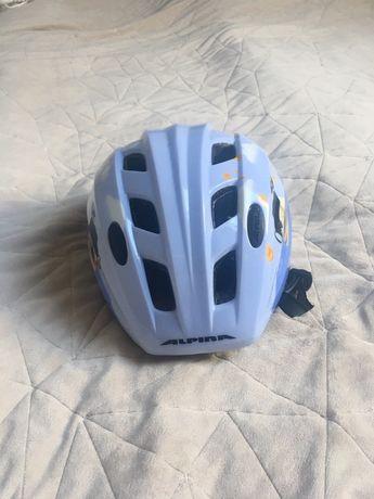 Alpina kask rowerowy