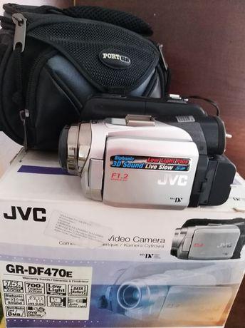 Видеокамера цифр jvc gr df 470e