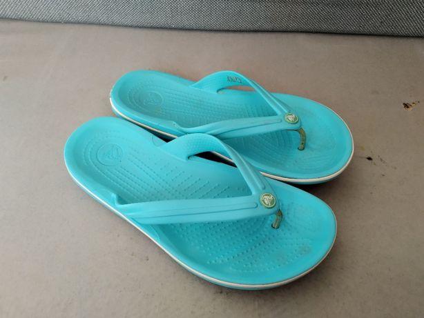шлепанцы Crocs оригинал размер 37 (M5W7)