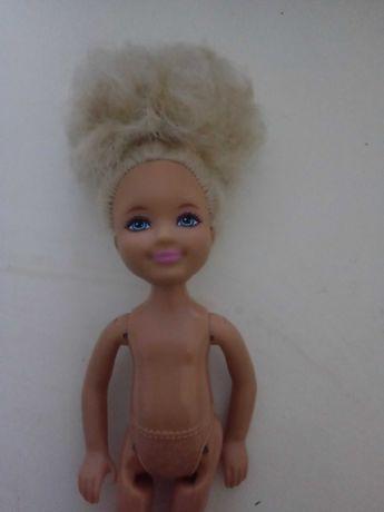 Кукла Челси младшая сестра Барби Маттел БРОНЬ