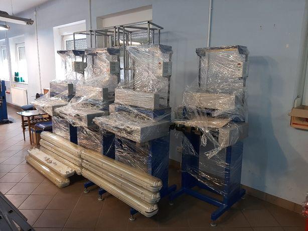 Maszyny do produkcji gumki elastycznej