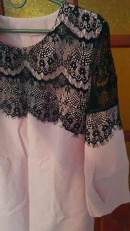 Плаття.. платье с кружевом ... нарядное платье