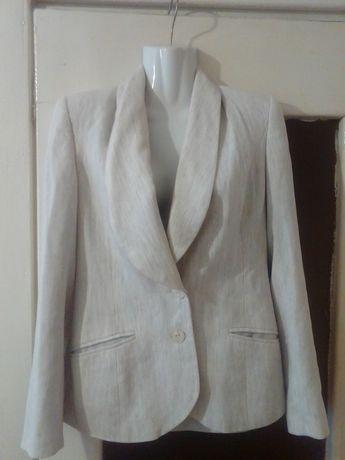 Дизайнерский пиджак дизайн студия тема жакет блейзер 42