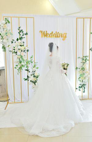Весільна сукня 42/44 розмір