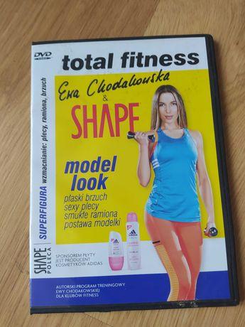 Ewa chodakowska& shape. Model look