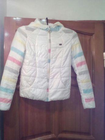 Куртка весна - осень, размер xs - s, очень красивая и нежная расцветка
