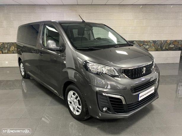 Peugeot Traveller 1.6 BlueHDi 9L Executive