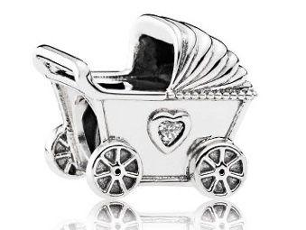 Carrinho bebé - Pandora conta 790346